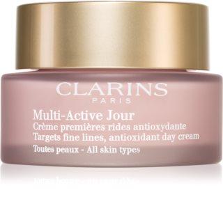 Clarins Multi-Active antyoksydacyjny krem na dzień przeciw pierwszym oznakom starzenia skóry