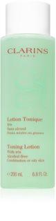 Clarins Cleansers voda za toniranje lica za mješovitu i masnu kožu