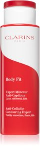 Clarins Body Expert Contouring Care стягащ крем за тяло против целулит