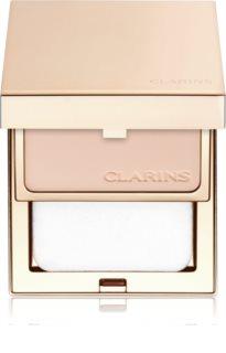 Clarins Face Make-Up Everlasting Compact Foundation dolgoobstojni kompaktni puder SPF 9