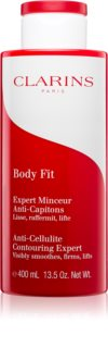Clarins Body Expert Contouring Care Körperlotion gegen Cellulitis