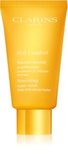 Clarins SOS Comfort maseczka odżywcza do bardzo suchej skóry