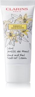 Clarins Specific Care Neroli crema suavizante para manos y uñas