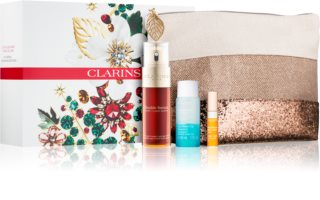 Clarins Double Serum kozmetični set IX.