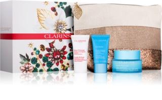 Clarins Hydra-Essentiel козметичен пакет  I.