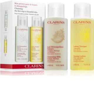 Clarins Cleansers coffret cosmétique I. pour femme