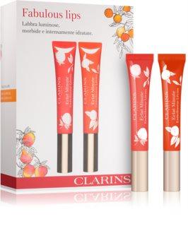 Clarins Lip Make-Up Instant Light Limited Citrus Edition kosmetická sada I. pro ženy