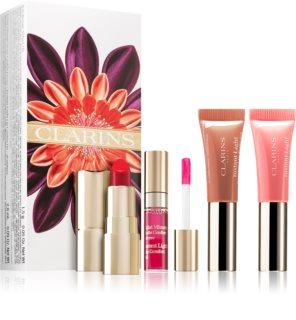 Clarins Beautiful Lips poklon set za žene