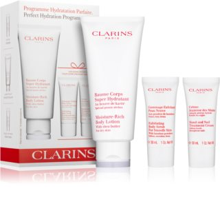 Clarins Body Hydrating Care kozmetički set IV. za žene
