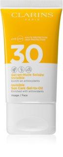 Clarins Sun Protection fluid za sunčanje za lice SPF 30