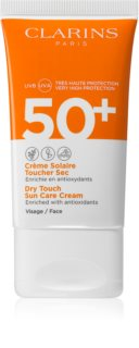 Clarins Sun Protection Dry Touch Sun Care SPF50+