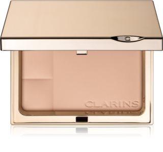 Clarins Face Make-Up Ever Matte 2019 kompaktní pudr pro matný vzhled
