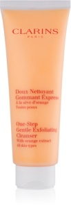 Clarins Cleansers One-Step Gentle Exfoliating Cleanser For All Skin Types