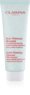 Clarins Cleansers Gentle Foaming Cleanser for Combination or Oily Skin