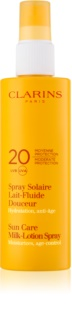 Clarins Sun Protection Sun Care Milk-Lotion Spray SPF 20