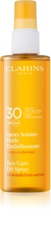 Clarins Sun Protection Sun Care Oil Spray SPF 30