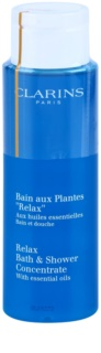 Clarins Body Specific Care Relax Bath & Shower Concentrate With Essentials Oils