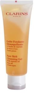 Clarins Cleansers gel limpiador calmante para todo tipo de pieles