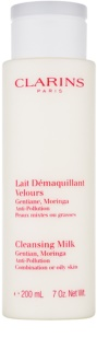 Clarins Cleansers Anti-Pollution Cleansing Milk for Combination or Oily Skin
