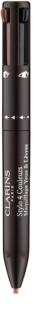 Clarins 4-Color Pen Stift für Augen und Lippen 2 in 1