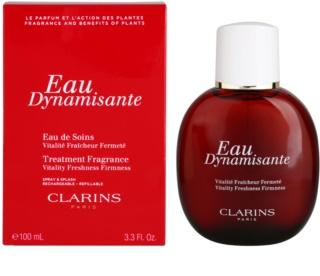 Clarins Eau Dynamisante osvežilna voda uniseks 100 ml polnilna