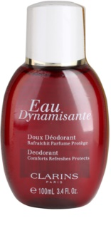 Clarins Eau Dynamisante Deo mit Zerstäuber unisex 100 ml