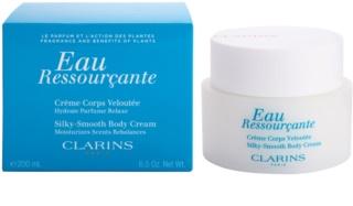 Clarins Eau Ressourcante telový krém pre ženy 200 ml
