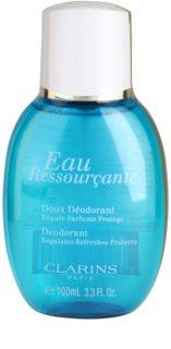 Clarins Eau Ressourcante spray dezodor nőknek 100 ml