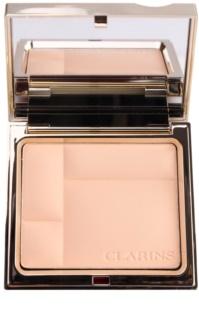Clarins Face Make-Up Ever Matte kompaktowy puder mineralny matujące