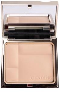 Clarins Face Make-Up Ever Matte kompaktni mineralni puder s mat učinkom