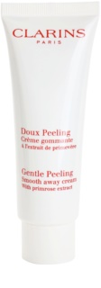 Clarins Exfoliating Care Gentle Peeling Smooth Away Cream With Primrose Extract
