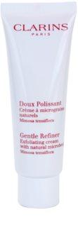 Clarins Exfoliating Care crema exfoliante con micropartículas naturales