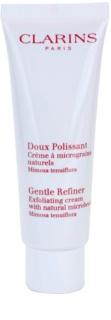 Clarins Exfoliating Care crème exfoliante aux microparticules naturelles