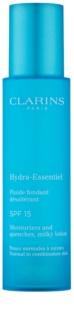 Clarins Hydra-Essentiel fluido hidratante SPF 15