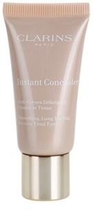 Clarins Face Make-Up Instant Concealer стійкий коректор  з розгладжуючим ефектом