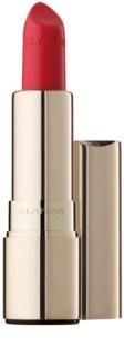 Clarins Lip Make-Up Joli Rouge Brillant barra de labios hidratante con brillo intenso