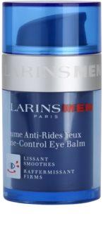 Clarins Men Age Control spevňujicí očný balzam s vyhladzujúcim efektom