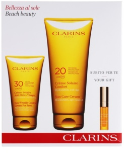 Clarins Sun Protection Kosmetik-Set  I.