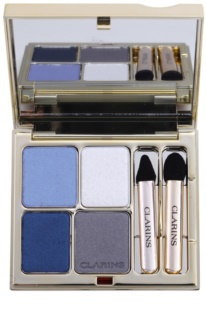 Clarins Eye Make-Up Ombre Minérale sombras de ojos de larga duración con espejo y aplicador