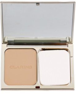 Clarins Face Make-Up Everlasting Compact Foundation dlouhotrvající kompaktní make-up SPF 15