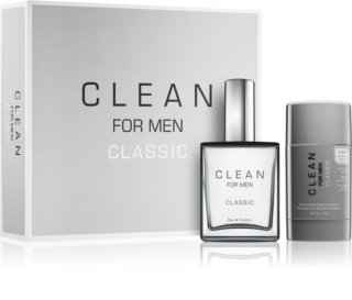 CLEAN For Men Classic Gift Set I.