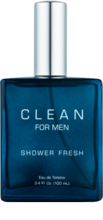 Clean For Men Shower Fresh Eau de Toilette Herren 100 ml