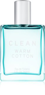Clean Warm Cotton Eau de Toilette Damen 60 ml