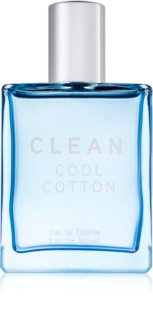 Clean Cool Cotton Eau de Toilette Damen 60 ml