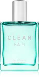 Clean Rain Eau de Toilette Damen 60 ml