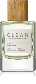 CLEAN Reserve Collection Acqua Neroli eau de parfum unissexo