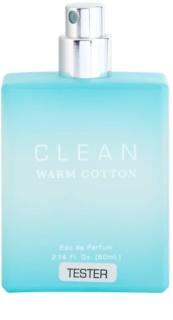 Clean Warm Cotton woda perfumowana tester dla kobiet 60 ml