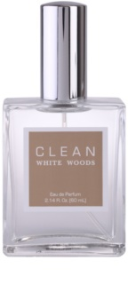 CLEAN White Woods eau de parfum unissexo 60 ml