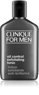 Clinique For Men tónico para pele oleosa