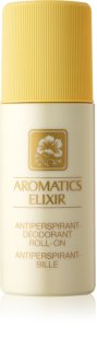 Clinique Aromatics Elixir déodorant roll-on pour femme 75 ml